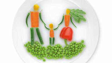 Dziecku na diecie wegetariańskiej warto raz do roku zbadać poziom hemoglobiny i homocysteiny.