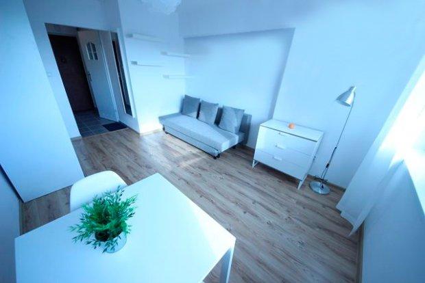 Mieszkanie dla warszawskiego studenta