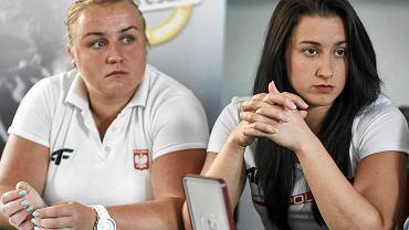 Joanna Fiodorow (z lewej) i Malwina Kopron