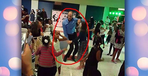 Poszła Na Szkolną Imprezę Z Tatą Bo Nie Miała Się Z Kim