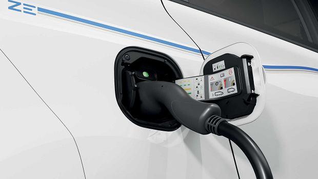 Renault Twingo Z.E. - miejski samochód elektryczny