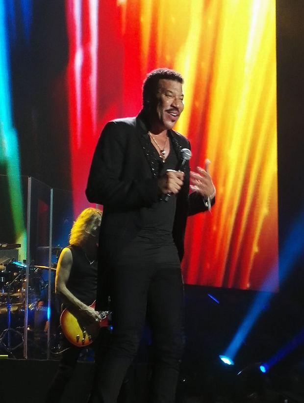 relacja z koncertu Lionela Richie