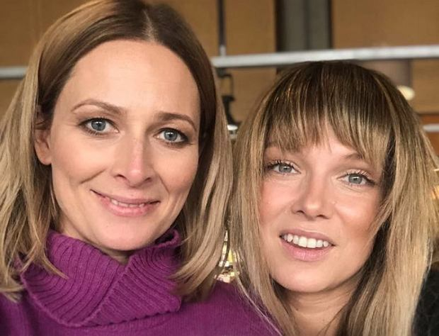 Joanna Liszowska i odeta Moro