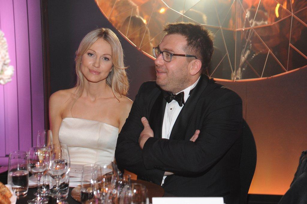 Magdalena Ogórek i Bartosz Węglarczyk