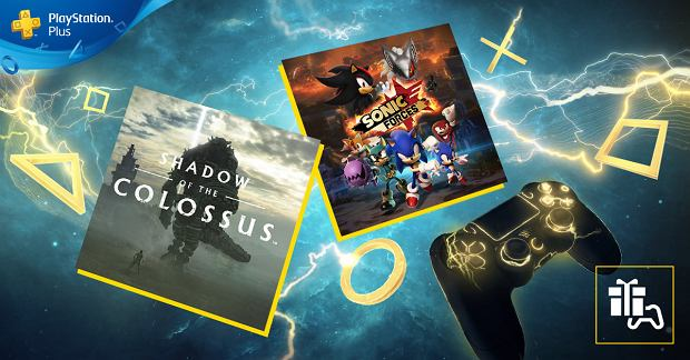 PlayStation Plus na marzec