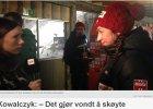 """Biegi narciarskie. Puzzle z Kowalczyk w norweskiej prasie. """"Jedyna gwiazda z nazwiskiem na drzwiach"""""""