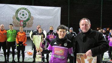 Międzynarodowy turniej piłkarek w Żaganiu