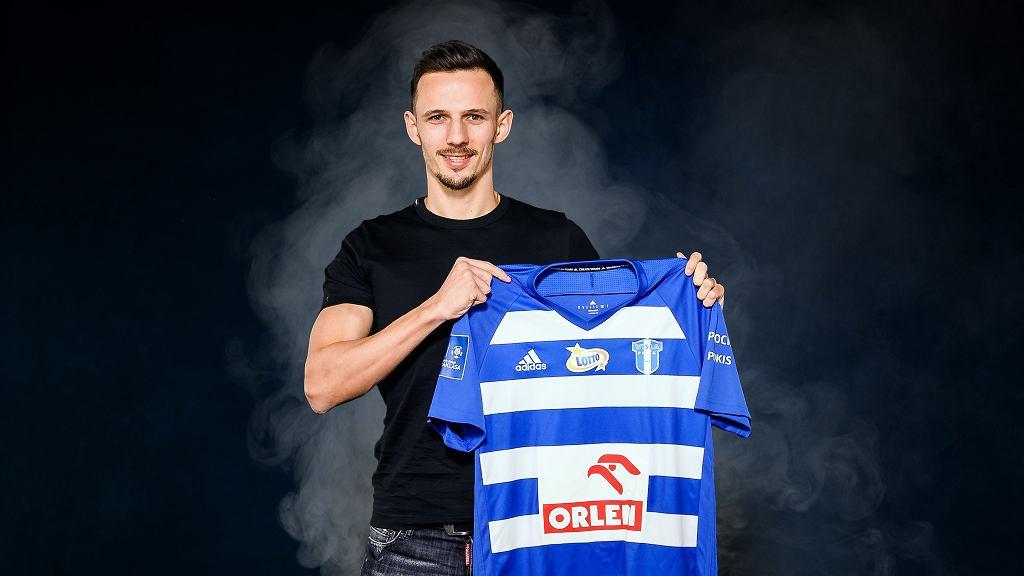 Rafał Wolski będzie grał na wiosnę w Wiśle Płock.