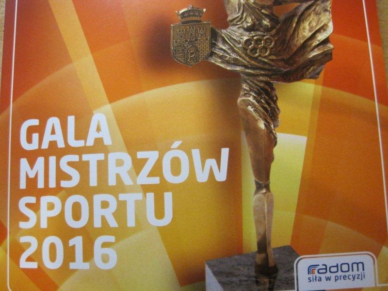 Gala Mistrzów Sportu - 2016
