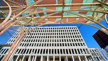Budowa kompleksu Hi Piotrkowska i hotelu Hampton by Hilton