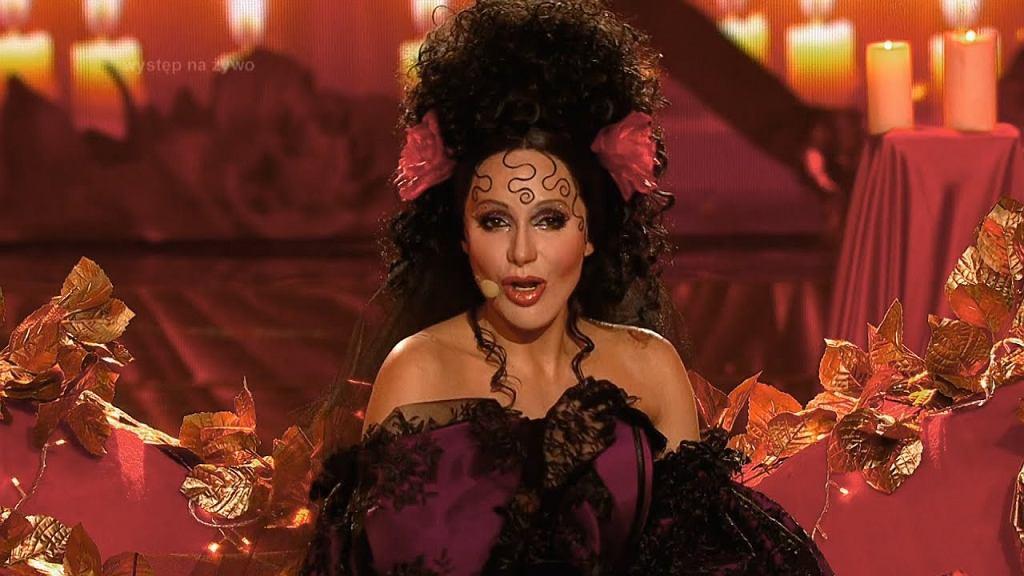 Your Face Sounds Familiar - Kamila Boruta as Cher - Twoja Twarz Brzmi Znajomo