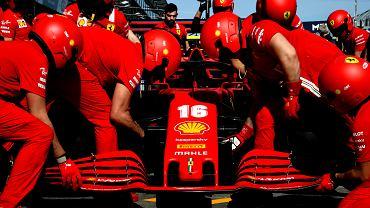 Grand Prix Australii 2020