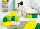 Przestrzeń dla dziecka: miejsce na zabawki