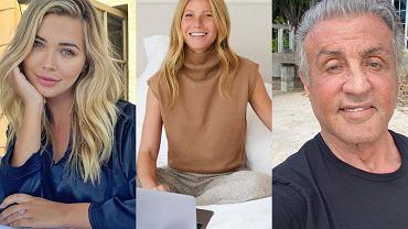 Sandra Kubicka, Gwyneth Paltrow, Sylwester Stallone - te gwiazdy codziennie piją ten sam napóją