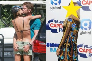 Gerard Butler z ex dziewczyną/Rita Ora