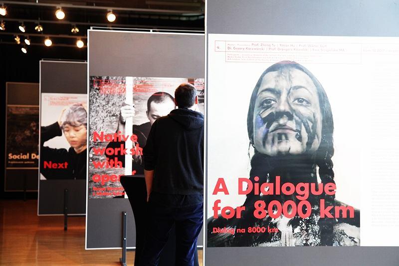 Wystawa WZAJEMNA CIEKAWOŚĆ / MUTUAL CURIOSITY