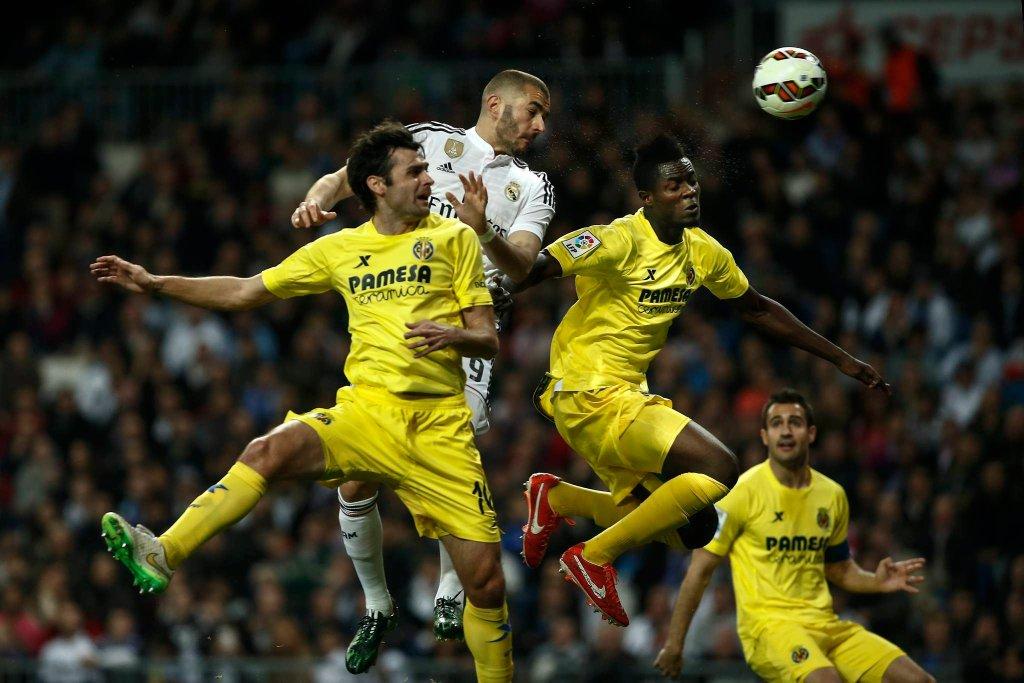 Chechu Dorado, Karim Benzema i Eric Bailly