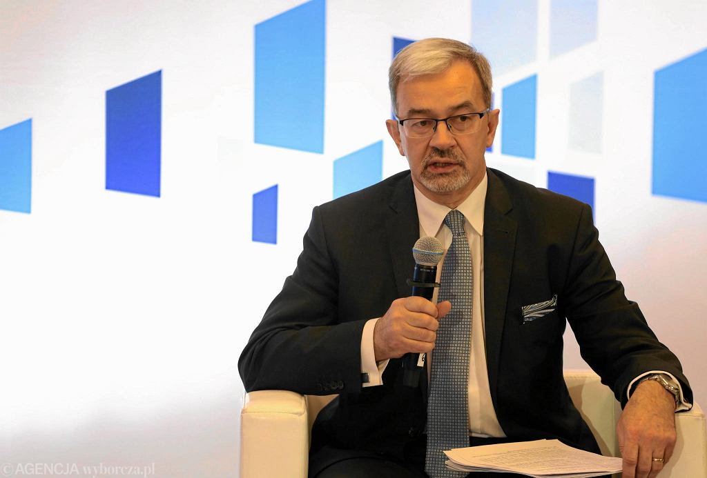 Jerzy Kwieciński, wiceminister rozwoju.