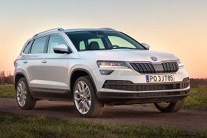 Skoda Karoq Scout - średni SUV czeskiej marki do jazdy poza utartymi szlakami!
