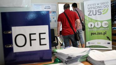 Likwidacja OFE. 'Solidarność' krytykuje projekt. 'Nie może zaakceptować planowanej domyślności decyzji'