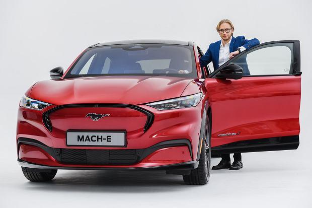 Mustangiem w elektryczną przyszłość