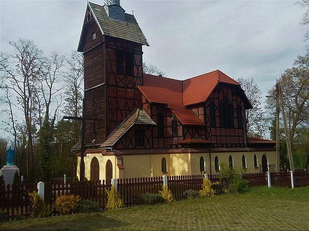 Kościół pw. Chrystusa Króla w Postolinie