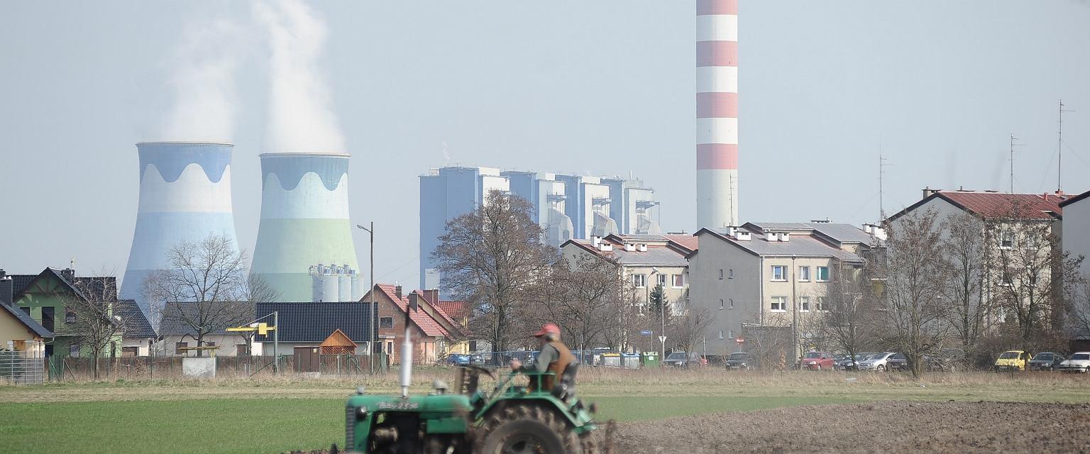 1 stycznia 2017 r. Czarnowąsy - mimo sprzeciwu mieszkańców - stały się dzielnicą Opola. (fot. Michał Grocholski / AG)