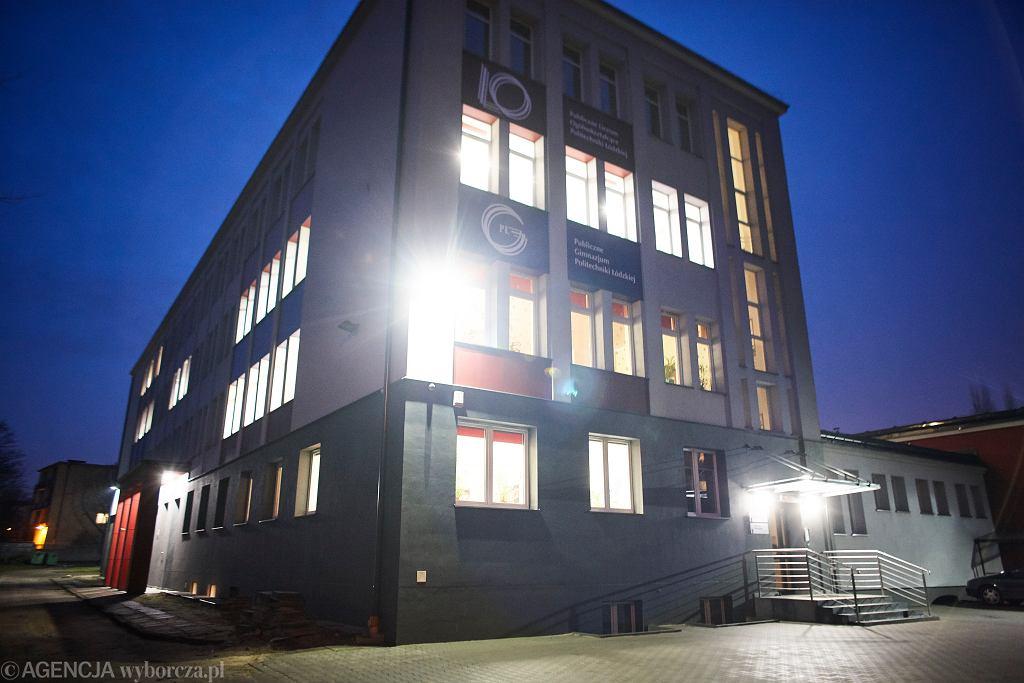 Najlepsze liceum w Łodzi? Wg tegorocznego rankingu to Publiczne Liceum Politechniki Łódzkiej