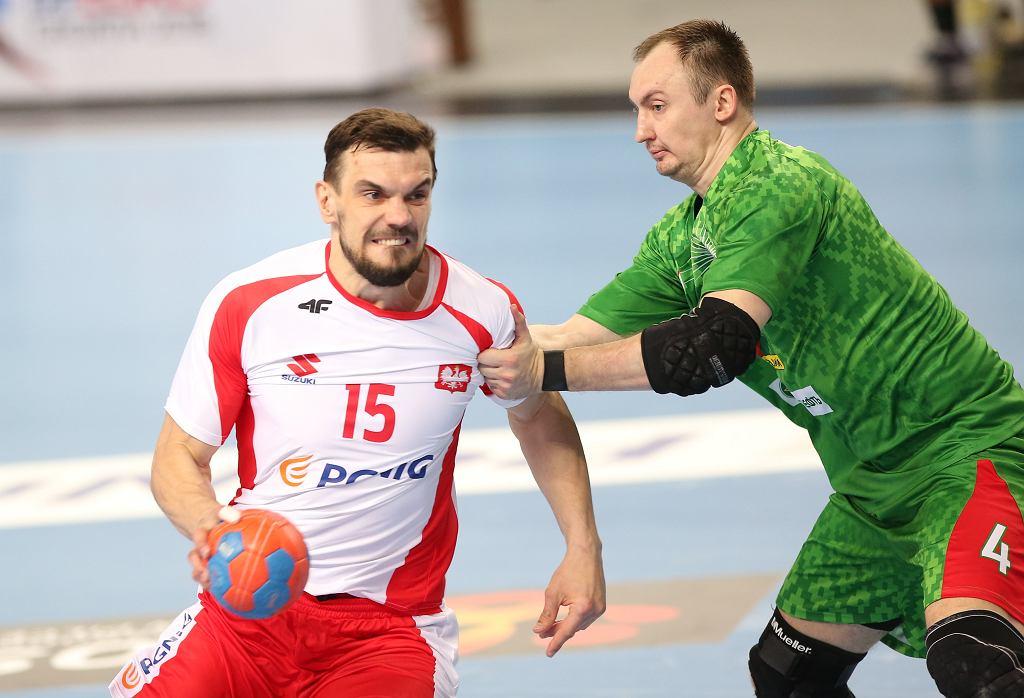 Polska - Białoruś, piłka ręczna