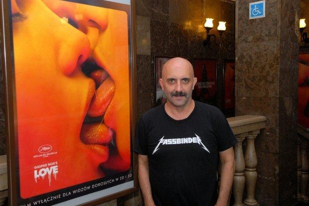 Gaspar Noé - reżyser filmu