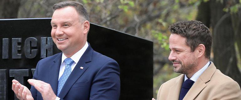 Sondaż prezydencki: Wygrywa Duda, ale z niewielką przewagą nad Trzaskowskim