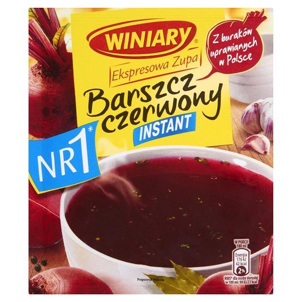 Barszcz czerwony Winiary
