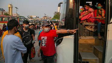 Epidemia koronawirusa w Nepalu
