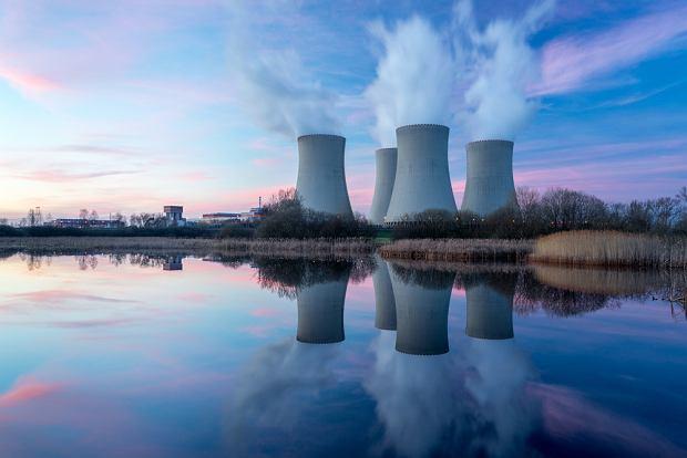 Elektrownia jądrowa (fot. Shutterstock)