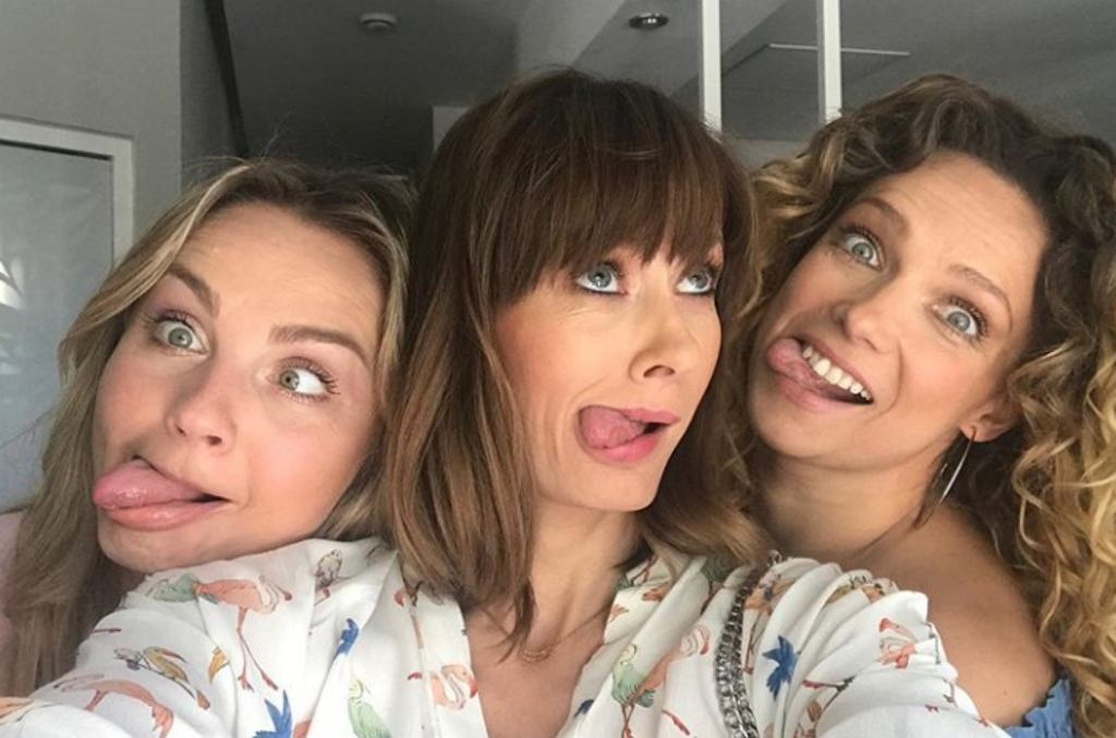 Plan serialu 'Przyjaciółki'