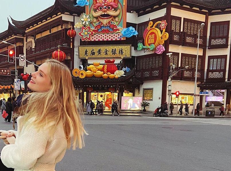 Marta pierwszy raz przyleciała do Chin, gdy miała 20 lat.