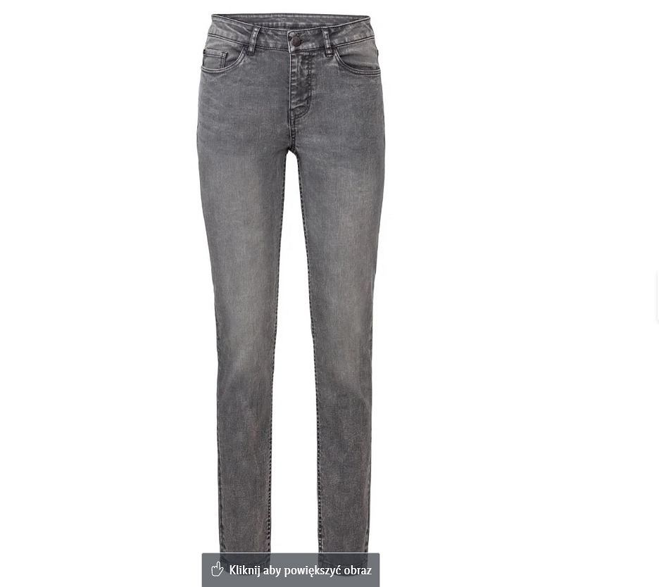 Jeansy skinny fit Lidl