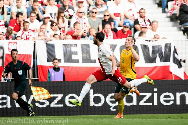 Zdjęcie numer 0 w galerii - Polska wygrała z Litwą na PGE Arenie [ZDJĘCIA]