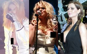 Rita Ora, Pamela Anderson, Nicola McLean