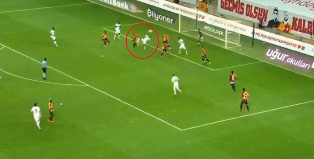 Cudowny gol w hicie ligi tureckiej