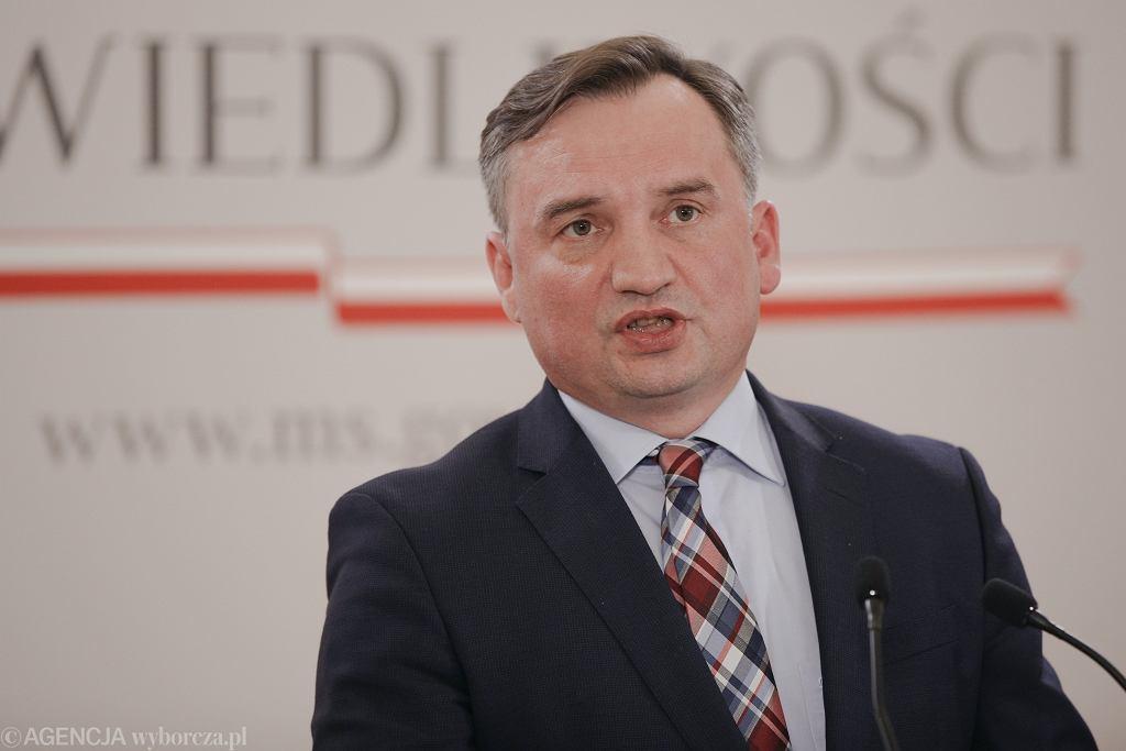 Zbigniew Ziobro: Pozostaniemy w rządzie, ale nie była to łatwa decyzja