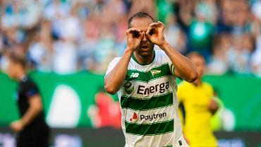 Piłkarze Lechii, w tym Flavio Paixao, wypatrują sposobów na poprawę gry drużyny