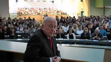 Zbigniew Grycan narzeka na swoją niską emeryturę