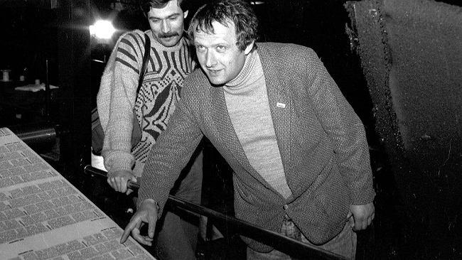 Krzysztof Leski - wybitny dziennikarz, syn bohatera