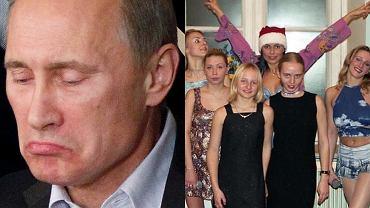 Kim są córki Władimira Putina? W sieci pojawiły się zdjęcia Marii i Kateriny. Podobieństwo do ojca widać gołym okiem