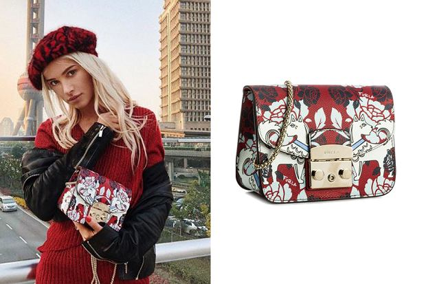 Kolaż, małe torebki/Materiały partnera/www.instagram.com/maffashion_official