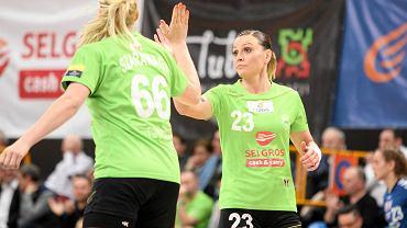 Alesia Mihdaliova zostaje w MKS Selgros, a Joanna Szarawaga odchodzi