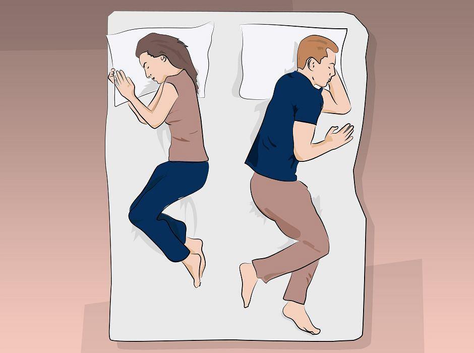 Что они говорят о вас позиции, в которых вы спите