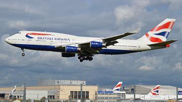Linie British Airways rezygnują z boeingów 747