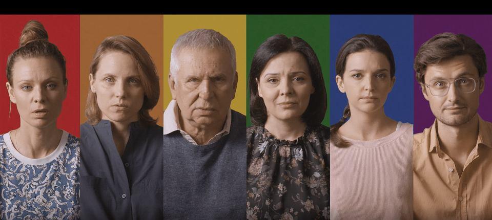 Artyści w kampanii Stowarzyszenia przeciw Antysemityzmowi i Ksenofobii Otwarta Rzeczpospolita